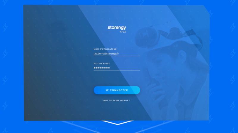 Storengy - motion design