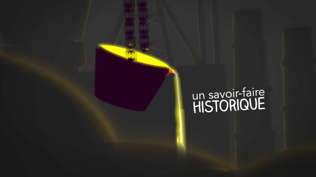 Film motion design - Saint Gobain PAM - My Cover by PAM