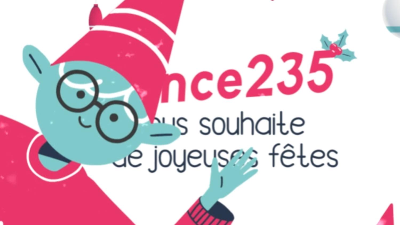 Joyeuses Fêtes de fin d'année 2020 - lagence235